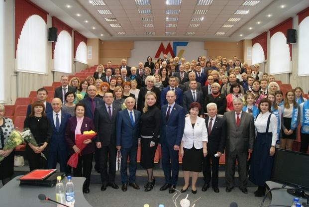 VIII отчетно-выборная конференция Могилевского областного отделения Общественного объединения «Белорусский фонд мира».